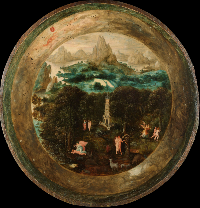 Paradise, Herri met de Bles (c. 1541 - c. 1550), Rijksmuseum